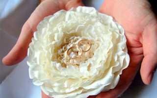 Пионовая свадьба – бесконечная нежность