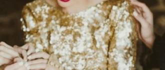 Золотое платье невесты –роскошное и смелое решение