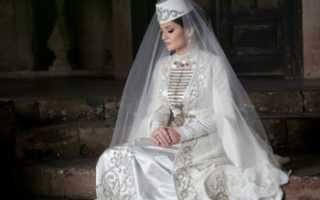 Ингушская свадьба традиции и обычаи