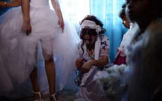 Брачная ночь у цыган – тайна, покрытая мраком