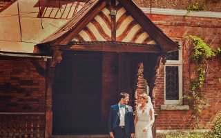Проведение свадьбы в коттедже: особенности и нюансы