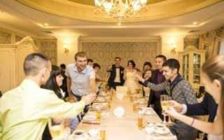 Как провести свадьбу на 10 человек: советы и рекомендации