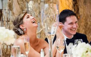 Второй день свадьбы – конкурсы в помещении с тамадой и без него
