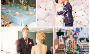 Как организовать свадебный банкет в ресторане и дома