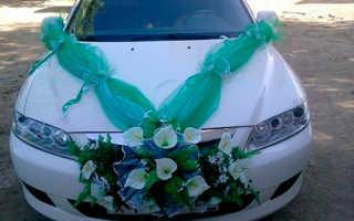 Свадебный кортеж – важная деталь праздника