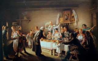 История и особенности народных русских свадебных песен