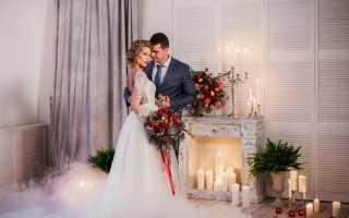 Свадьба в домашних условиях и ее особенности