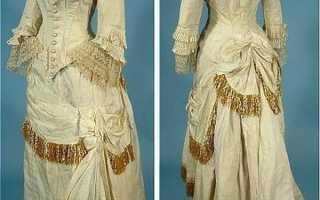 Свадебное платье в стиле 19 века: особенности и идеи