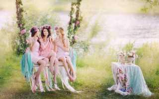 Сценарий девичника на природе: шашлычок и различные конкурсы
