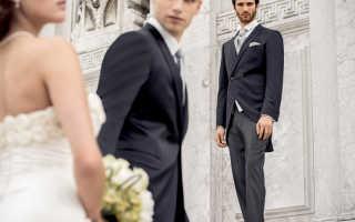 Костюм жениха на свадьбу: выбираем цвет, фасон и стиль