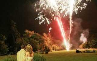 Фаер-шоу на свадьбу — добавьте огонька в ваш праздник!