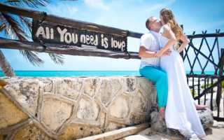 Свадебная церемония в Мексике: что для этого нужно и сколько это стоит
