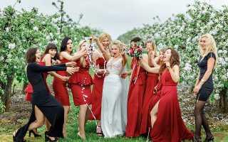 Наряды гостей на свадьбу летом – советы и тренды этого года