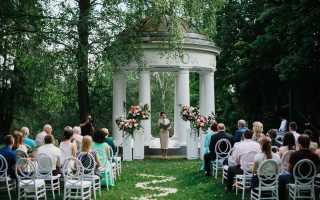 Церемонии на свадьбе – символ объединения влюбленных