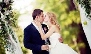 Тост крестных на свадьбе, что говорить