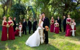 Ягодная свадьба – необычный и сочный праздник