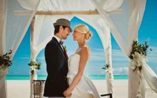 Вечерняя свадьба. Как воплотить мечту в реальность?