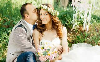 Свадьба в августе  года, выбираем дату счастливого дня, советы молодоженам
