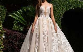 Модный образ невесты — тренды с фото