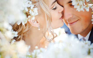 Свадьба весной, даты: преимущества и недостатки