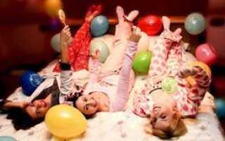 Девичник в пижамном стиле: как организовать пижамную вечеринку