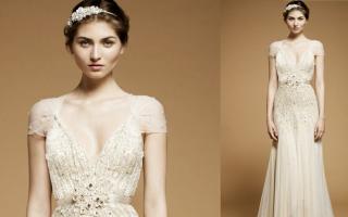 Шикарные свадебные платья в стиле винтаж
