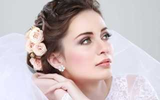 Свадебный макияж, модные тенденции с фото