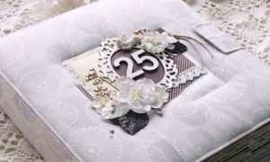 Лучшие подарки на 25 лет свадьбы для супругов