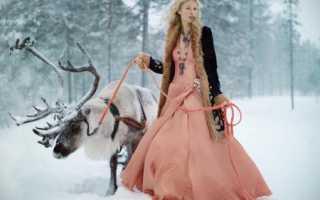 Свадьба в скандинавском стиле – сказочное очарование севера