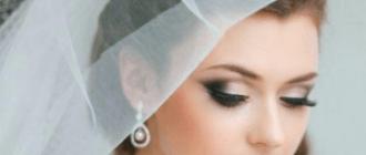 Макияж невесте на свадьбу – делаем сами