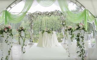 Выездная регистрация свадьбы и как ее организовать