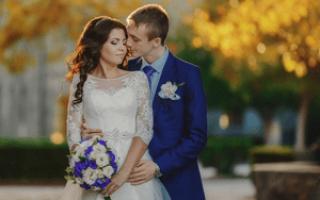 Свадьба для двоих: несколько идей для маленького праздника