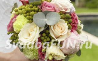 Букет дублёр – незаменимый помощник невесты