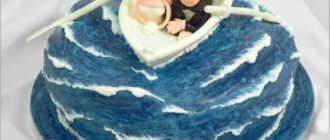 Торт на юбилей свадьбы – особенности и варианты оформления