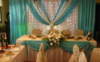 Оформление зала на свадьбу: как уйти от старых стандартов и сделать красивый праздник
