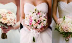 Тенденции свадебных букетов с фото на любой «вкус»