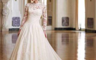 Свадебное платье в английском стиле: классика для истинной леди