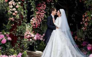 Самые красивые свадебные церемонии в мире