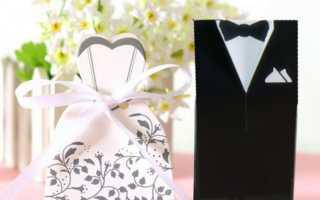 Подарки родственникам на свадьбе, идея ответных подарков