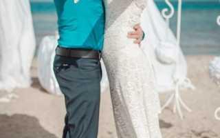 Лучшее проведение свадьбы за границей — едем к морю