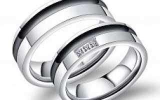Обручальные кольца парные на заказ пройдут с вами через всю жизнь