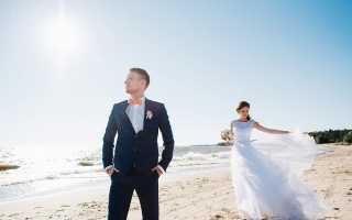 Идеи для свадьбы летом и ее достоинства