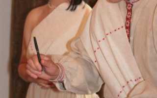 Белорусская свадьба – обряды и традиции, подготовка молодых, выкуп и венчание
