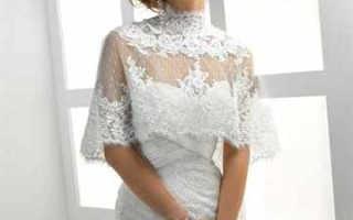 Свадебное болеро для невесты: выбор в зависимости от цвета, ткани, формы и фигуры невесты