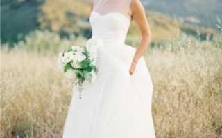 Как выбрать свадебное платье, чтобы оно идеально подходило