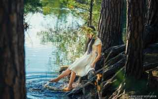 Свадьба в стиле Ивана Купала: соберите лучший хоровод
