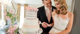 Тенденции свадебных тортов на любой вкус