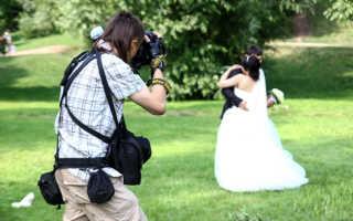 Как выбрать свадебного фотографа – алгоритм действий