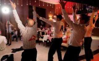 Прикольные танцы на свадьбе, чем удивить гостей и молодых