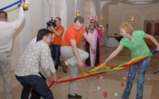 Розыгрыши на свадьбу, сценарий веселья